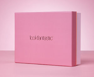 Lookfantastic beautybox pink