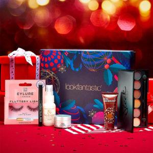 Lookfantastic beautybox rood