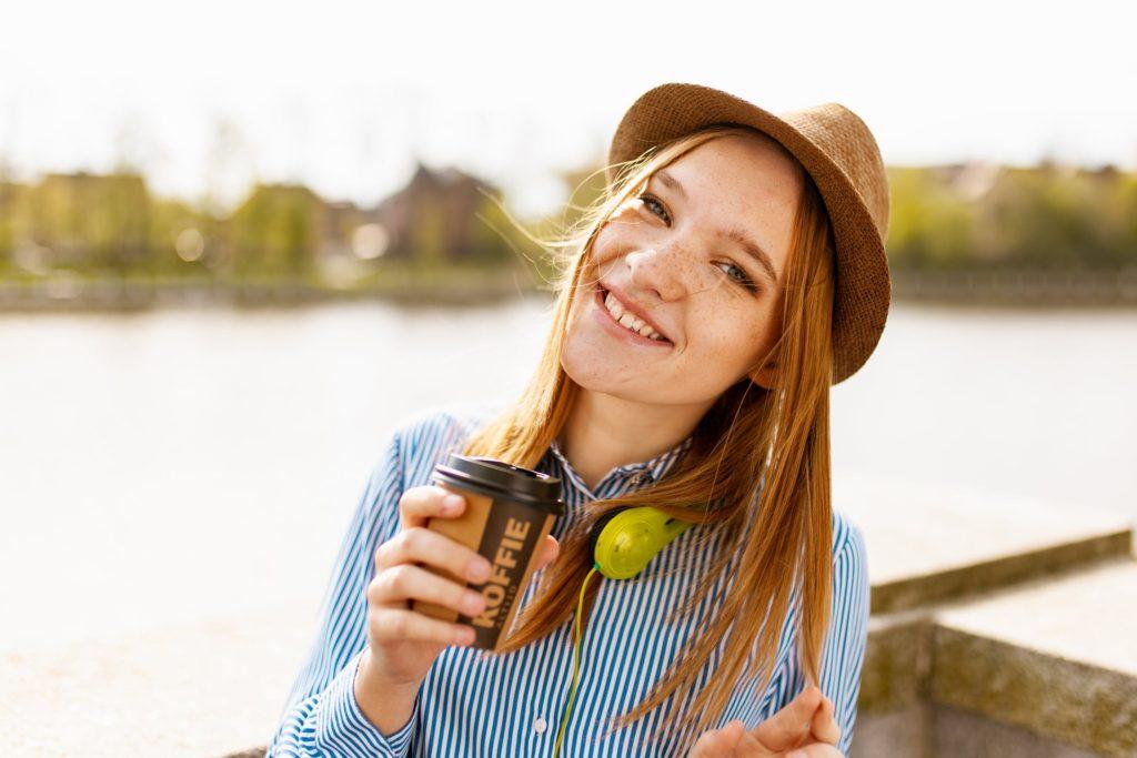 influencer worden product koffie