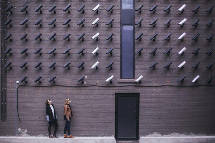 Beveiligings camera's